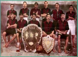 Mohun Bagan 1911 Team