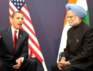 Barrack Obama and India