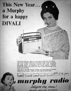 Sharmila Tagore Murphy Radio